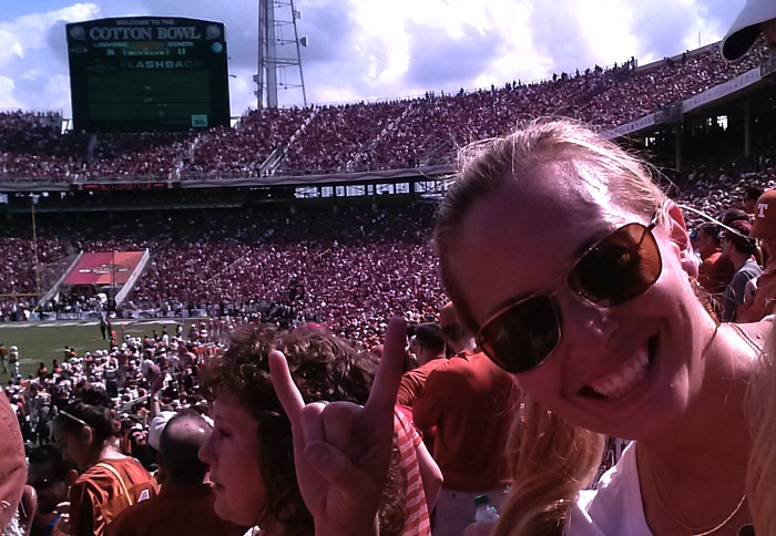 Oh No OU! Brown and the Longhorns Shock the Sooners