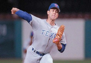 Nolan Ryan Inducted into Hall of Fame in 1999