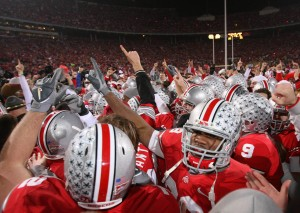 USP NCAA FOOTBALL: MICHIGAN AT OHIO STATE S FBC USA OH