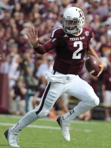 It's Impossible to not Watch Manziel