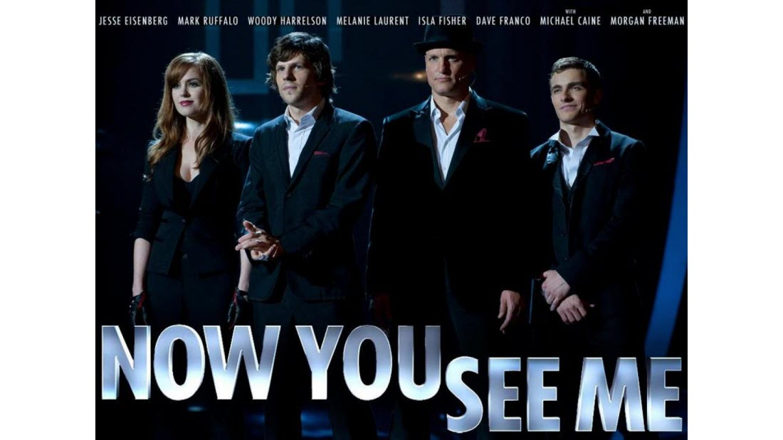 Now You See Me Movie Poster 2013 Magic that did work  now youNow You See Me Characters
