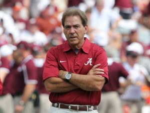 Saban Loses to Stoops