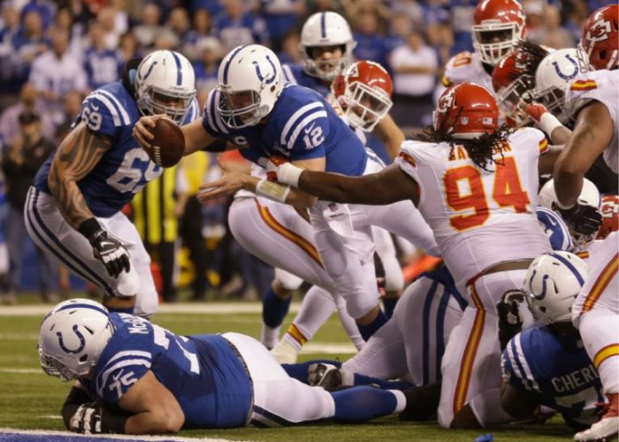 Reverse Barometer: Divisional Playoffs