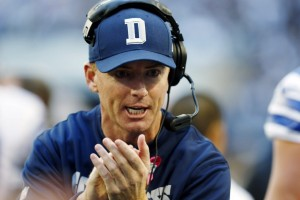 Jason Garrett has Cowboys Believing They're the Best