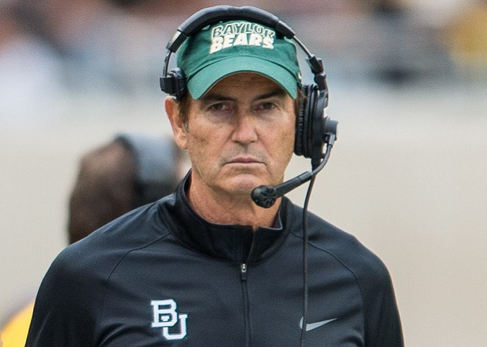 Baylor Can Only Hope to Be on SMU's Level