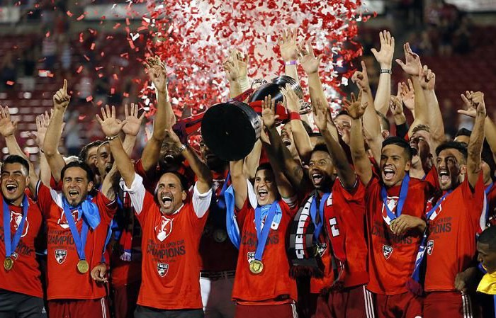 FC Dallas Brings it Home