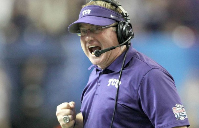 Frogs Look to Play Spoiler to OSU