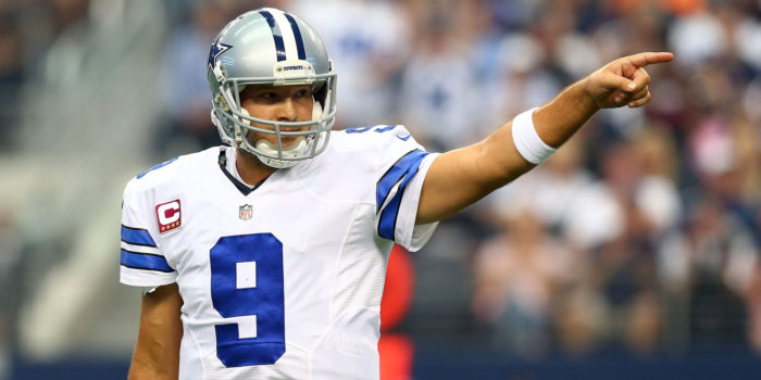 Weird is the New Norm For Romo