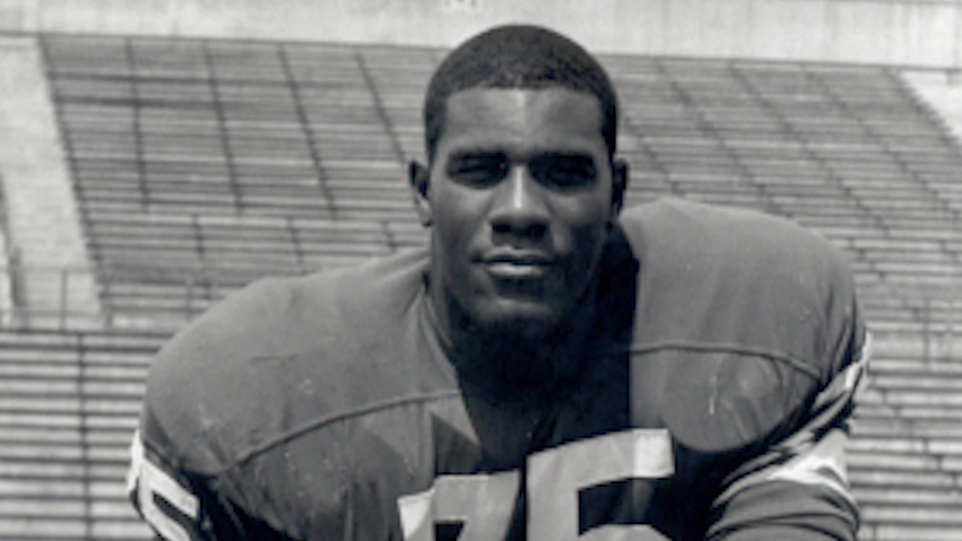 "d0445f01b22 ""Mean"" Joe Greene — Hall of Famer, Advocate for Teachers, North Texas  Royalty"